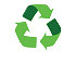100% Recycled Products