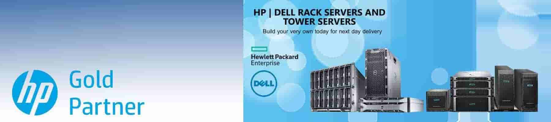 HP DELL COMPUTERS AND SERVERS