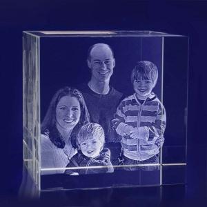 3D Photo Crystal CR-24