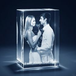 3D Photo Crystal CR-26