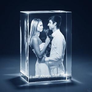 3D Photo Crystal CR-26