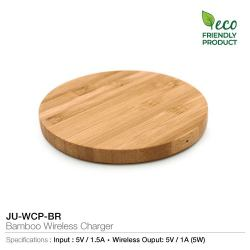 Wireless Charger  Price in Dubai UAE (Bamboo)