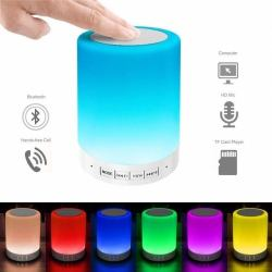 Bluetooth Speaker 7 Color Changing Price in Dubai UAE