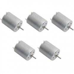 DC Motors RC Boat Model Toys Pack of 5
