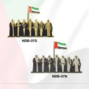UAE National Day Logo Badge