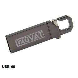 Metal Hook USB Flash Drives