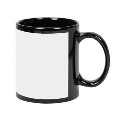 Sublimation Mugs Black Color