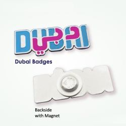 Dubai Badge
