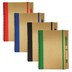 Recycled Notepad with Pen RNP-01