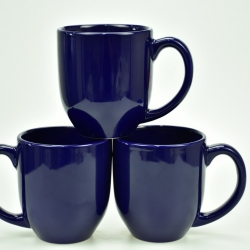 Round Colored Mugs
