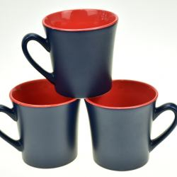 Two Colored Mugs