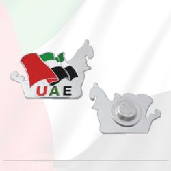 UAE Map Badge