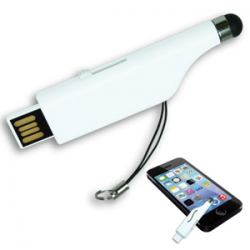 USB Flash Drives With iPhone Touch Screen Pointer