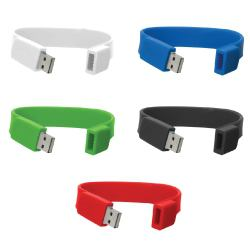 Wristbands USB Flash Drives