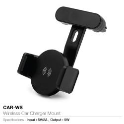 Wireless Car Charger Mount CAR-WS Price in Dubai UAE