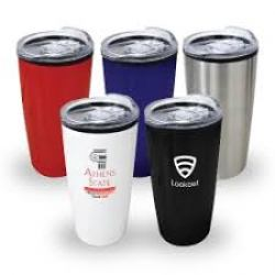 Travel Mugs with Clear Lid