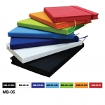 Promotional A5 Notebook with Calendar, Pocket & Pen Holder