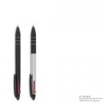 3 Ink Colors Pen