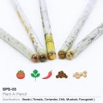 Plantable Seed Pencils Set