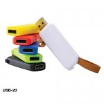 Slide Flash Drives 8 GB