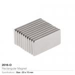 Small Rectangular Magnet