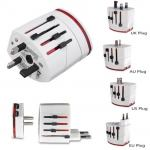 Universal Travel Adapter 2 USB Port