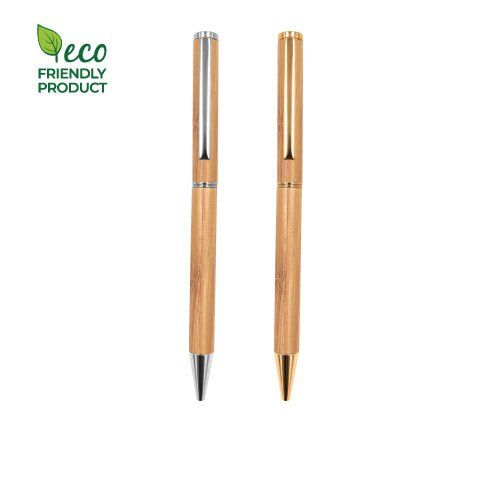 Promotional Bamboo Pens Gold 082-G