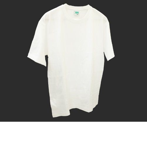 Cotton T-shirts - White Color