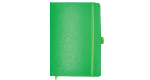 A5 Notebook  Green