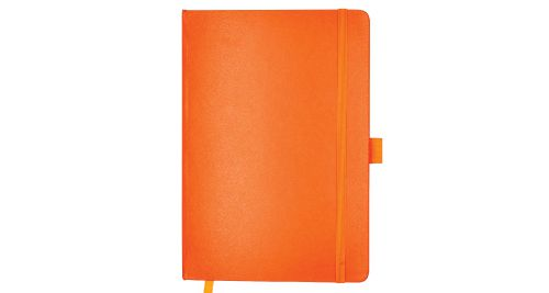 A5 Notebook Orange