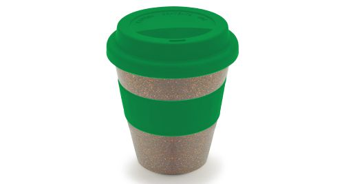 Wheat Straw Cup Green