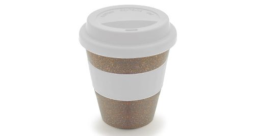 Wheat Straw Cup White