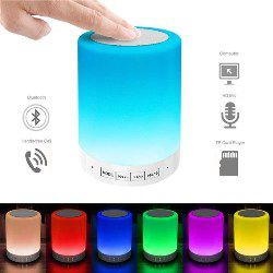 Bluetooth Speaker 7 Color Changing