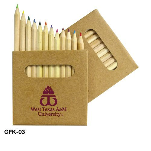 Colored Pencils Pack