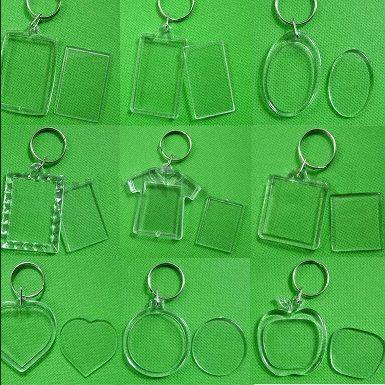Custom Acrylic Keychains 7-A