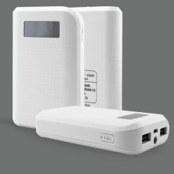 Digital Power Bank 6500 mAh