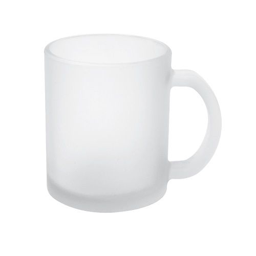 Sublimation Frosted Glass Mugs
