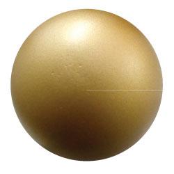 Anti Stress Ball - Gold