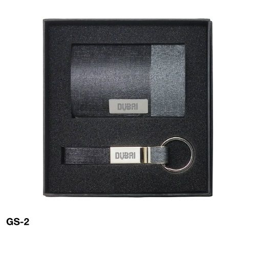 Business Card Holder and Keychain GS-2