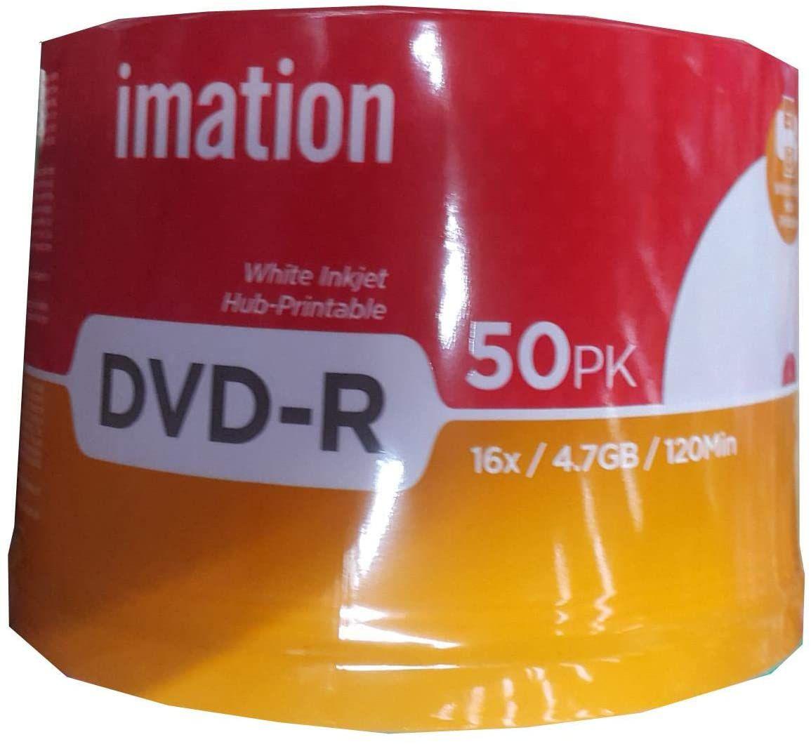 Imation DVD-R 4.7 GB 50 Pcs