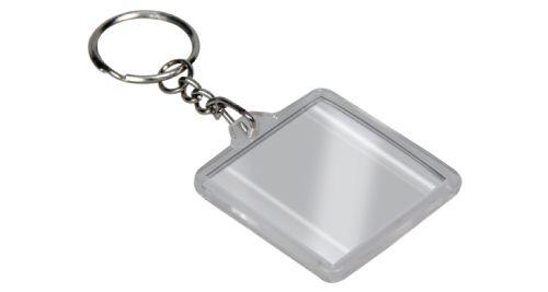 Acrylic Keychains Square