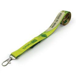 Retractable Badge Reels - Green