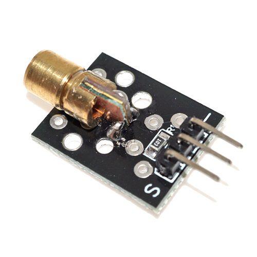 Laser Emit Sensor Module