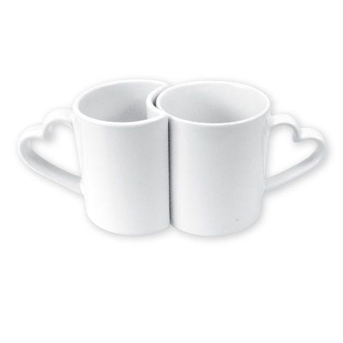 Love Mugs White