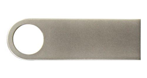 Silver Metal USB Flash Drive 4GB