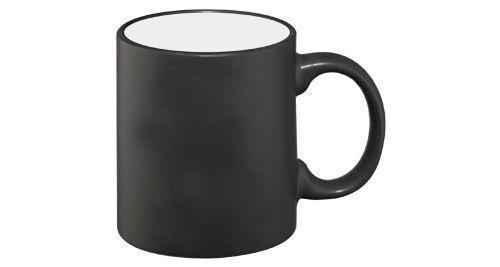 Color Changing Mugs Black - Matte finish