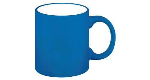 Customised Magic Color Changing Mugs Blue