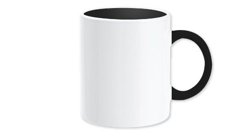 Sublimation Mugs - Black
