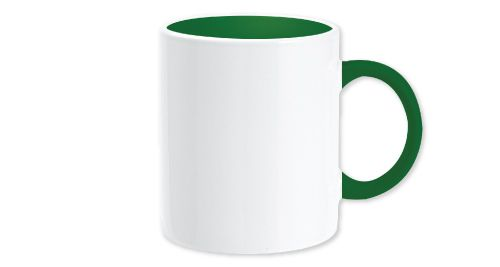Sublimation Mugs - Green