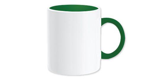 Sublimation Mugs - Green